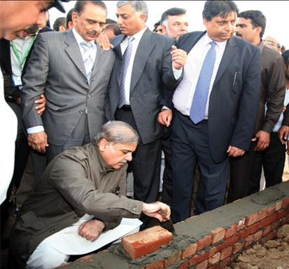 Construction of Houses Starts in Aashyana Housing Lahore