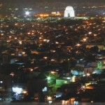 Karachi city Attractive Night View