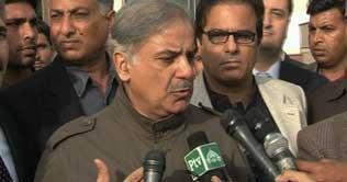 Shahbaz Sharif visits Bhatta Chowk Lahore, Ashiana projects