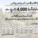 Eden Gardens Extension Housing Project Lahore - Payment Plan