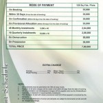 Saima Green Valley Karachi (Payment Schedule residential plots 120 yards)