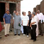 Shahbaz Sharif Visiting Ashiana Housing Scheme in Lahore (May 6, 2011)
