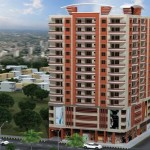 Aman Excellency Karachi – 4&5 Rooms Apartments