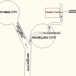 Havelian Town Abbottabad - Location Map