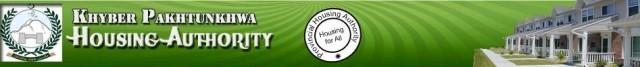 Khyber Pakhtunkhwa Hosing Authority - Provincial Housing Authority Logo Banner