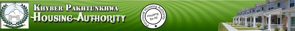 Khyber Pakhtunkhwa Hosing Authority - Provincial Housing Authority Logo Banner