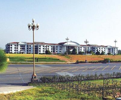 Luxury family suites in Islamabad for MPs will get Rs. 1 billion