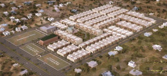 Rainbow Sweet Homes Karachi – Master Plan