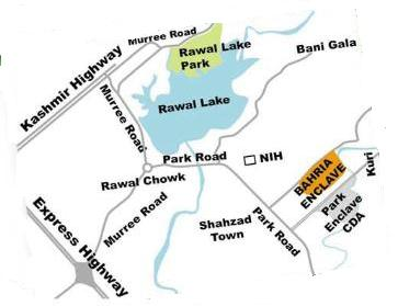 Bahria Enclave housing scheme Islamabad