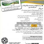 Margalla Enclave of Bahria Town Islamabad - Payment Plan