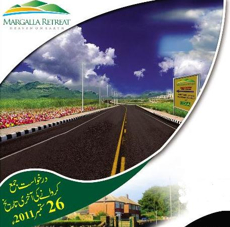 CDA Launches Margalla Retreat Housing Scheme Sector E-11 Islamabad