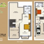Cantt Villas Multan – Layout Plan & Floor Plans (Drawings)