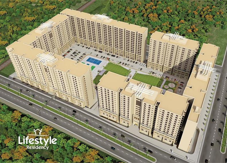 Lifestyle Residency Islamabad Master Plan Or Conceptual