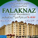 Falaknaz Royal Residency Apartments Karachi