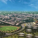 Naya Nazimabad Karachi - Master Plan (Sports Ground, Masjid)