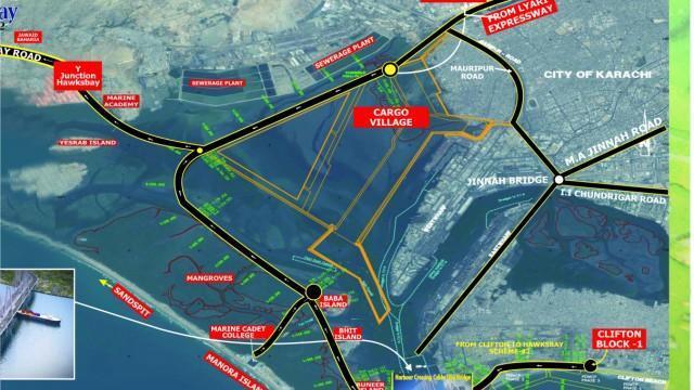 Hawkesbay Scheme 42 Karachi