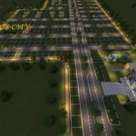 Pace City Multan - Master or Layout Plan 2