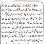 WAPDA Town Phase III Lanuched - Last Date for Application March 1, 2012