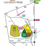 Airport Society Rawalpindi - Location Map Near Islamabad