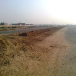 Fatima Finnah Town Phase II, 100 feet Wide Road