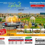 Eden Life Style Homes Lahore – Application Form for Plots