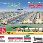 Eden LifeStyle Homes at Lake City Lahore