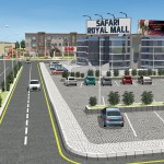Safari View Residencia - Commercial Area