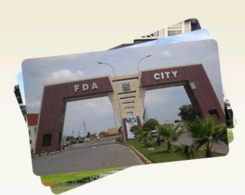 FDA City Faisalabad Salient Features and Facilities