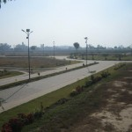 Canal View Faisalabad - Development Work view 4