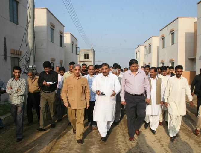 Ashiana Housing Schemes, Work begins in Faisalabad, Sahiwal, Chiniot, Kasur and Bahawalpur