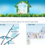 Mubarik Gardens at PGSHF Multan - Location and Master Plans