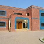 Mubarik Gardens at PGSHF Multan - Main Site-Project Office