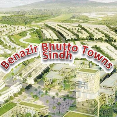 Benazir Bhutto Town Housing Schemes Sindh