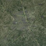 Kasur City Satellite Map