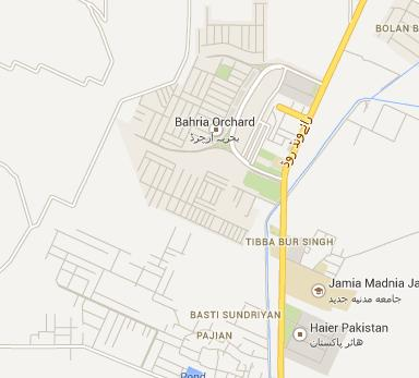 Authority declares Bahria Orchard phase –II, Sector D E & F of Bahria Town Lahore illegal
