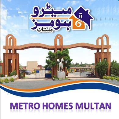 Metro Homes Multan