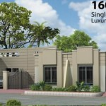 Saima Home Karachi - 160 sq yard single storey bungalow