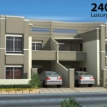 Saima Home Karachi - 240 sq yard double storey bungalow