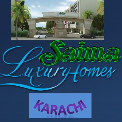 Saima Luxury Homes Housing Scheme Karachi