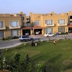 Bahria Town Karachi Housing conceptua View
