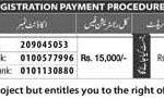 Bahria Town Karachi payment plan for registration