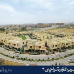 Bahria Town karachi - A View