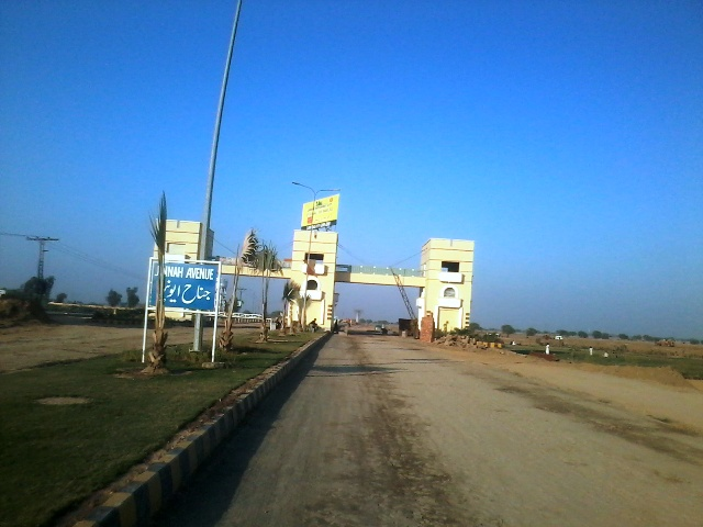 Lahore Motorway City Near Kot Abdul Malik Interchange Sheikhupura
