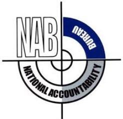 NAB Logo - National Accountability Bureau