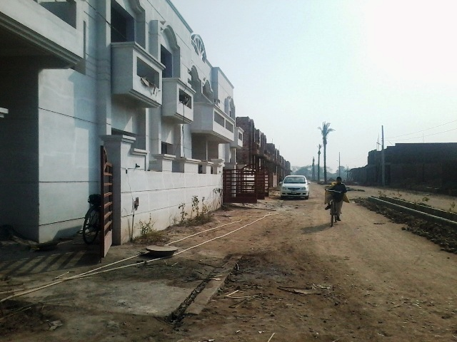 Multan Cantt Villas near to completion