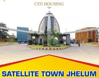 Satellite Town Jhelum – A Project of Citi Housing