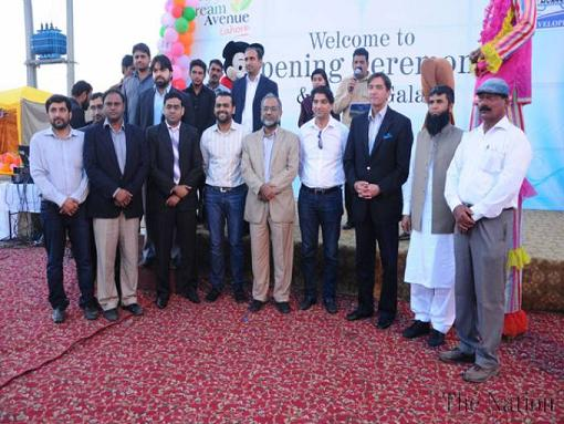 Izhar Monnoo Group Launches Dream Avenue Project in Lahore