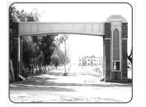 Ashiana Faisalabad Picture of main Gate