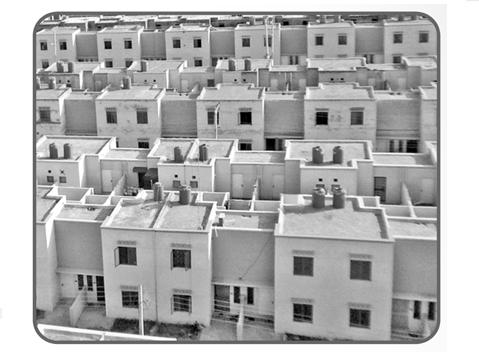 Ashiana Sahiwal Picture of built houses