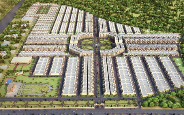 Master Plan - Gohar Green City karachi